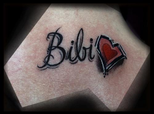 Bibi in Love