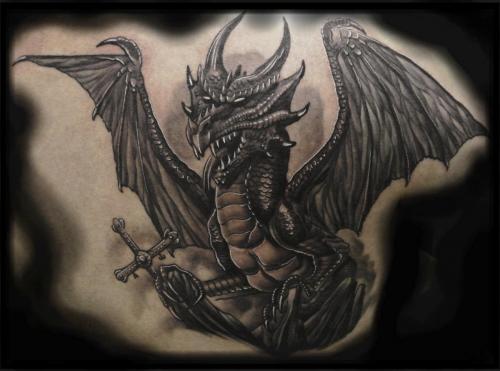 Dragón Asturiano
