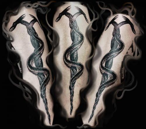 Senderos de Serpientes